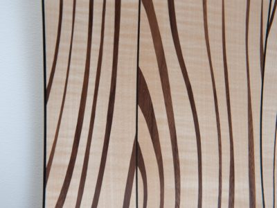 Wood Wave: Walnut & English Sycamore